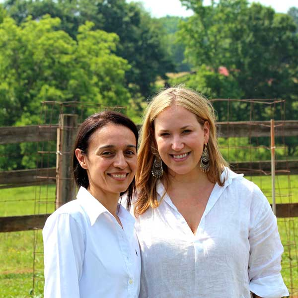 Dr. Tolaymat and Meridith Farrow, MD